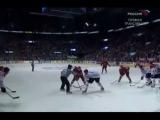 финал ЧМ 2008 по хоккею. Россия-Канада